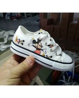 Kiz Çocuk Mickey Ayakkabi